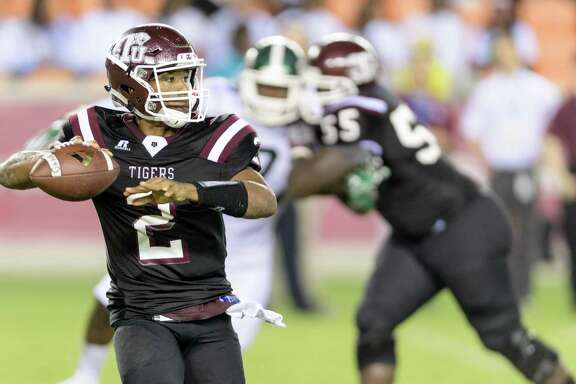 Under the guidance of senior quarterback Averion Hurts, TSU has gotten off to a 3-2 start in Southwestern Athletic Conference play this season.