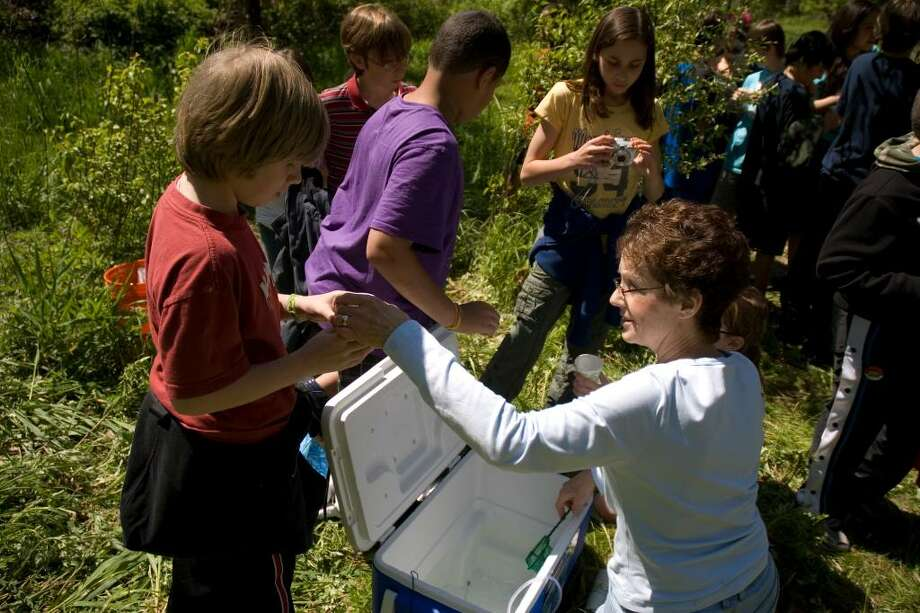 NEW MILFORD Explore the wildlife preserve at the Pratt Nature Center from 8 to 10 a.m. Saturday June 7. Then learn something new on an education walk from 7 to 9 p.m.Click here for more info. Photo: Max Steinmetz / The News-Times Freelance