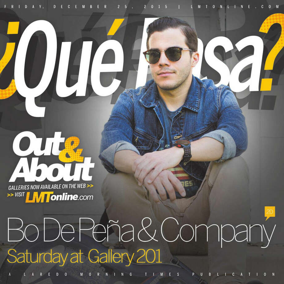 Bo De Peña, among others, will perform at Gallery 201 on Saturday to celebrate the gallery's 10-year anniversary.
