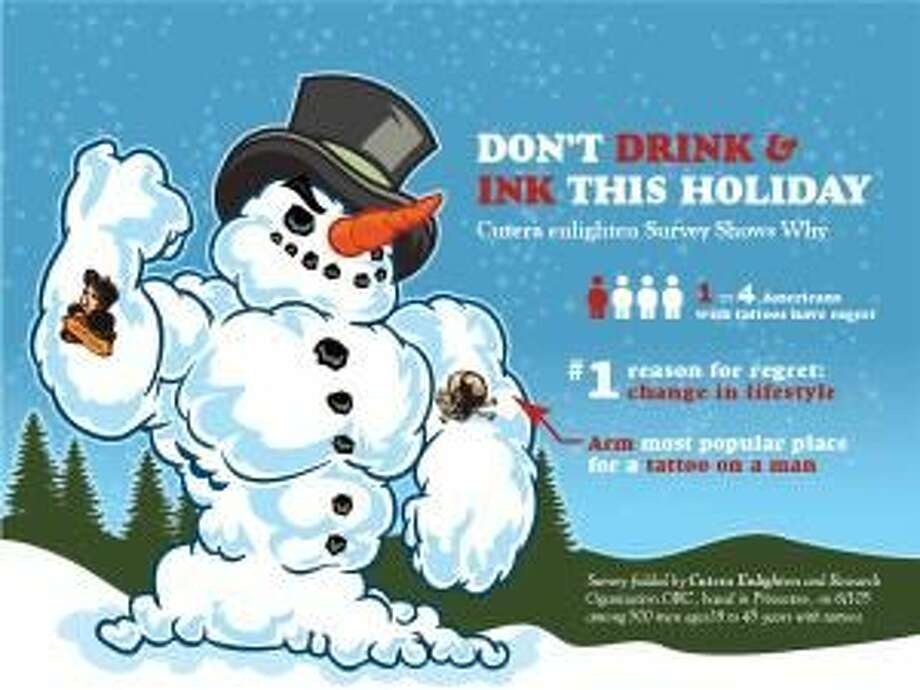 Don't Drink and Ink This Holiday Season