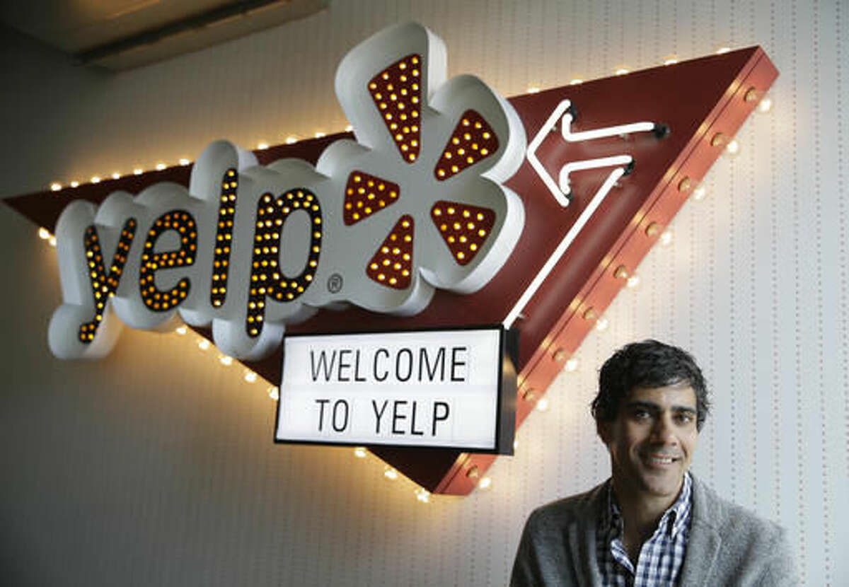Jeremy Stoppelman Founded YelpNatural habitat: B. Patisserie in San FranciscoCaveat: He is an avid Yelp reviewer  Source: Town & Country