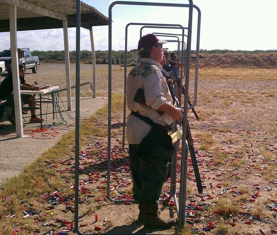 El Laredo Rifle and Pistol Club Range se encuentra actualmente cerrado. El fallar en reportar al IRS y el perder su calidad de organismo sin fines de lucro son algunas de las razones. (Foto de cortesía)