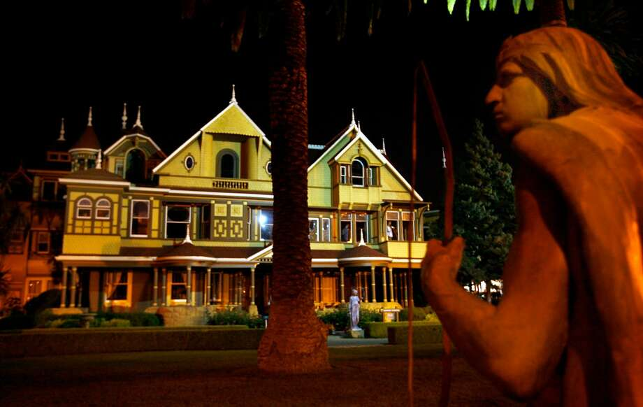 The Winchester Mystery House as it appears today. Photo: Lance Iversen, The Chronicle