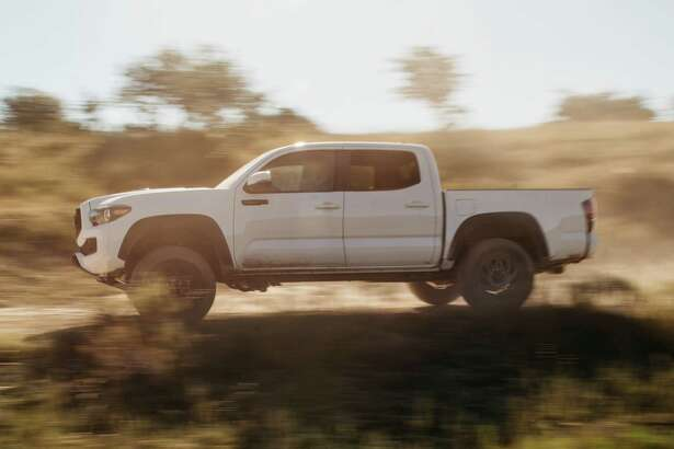 The Toyota Tacoma TRD Pro was TAWA's pick for best midsize pickup truck.