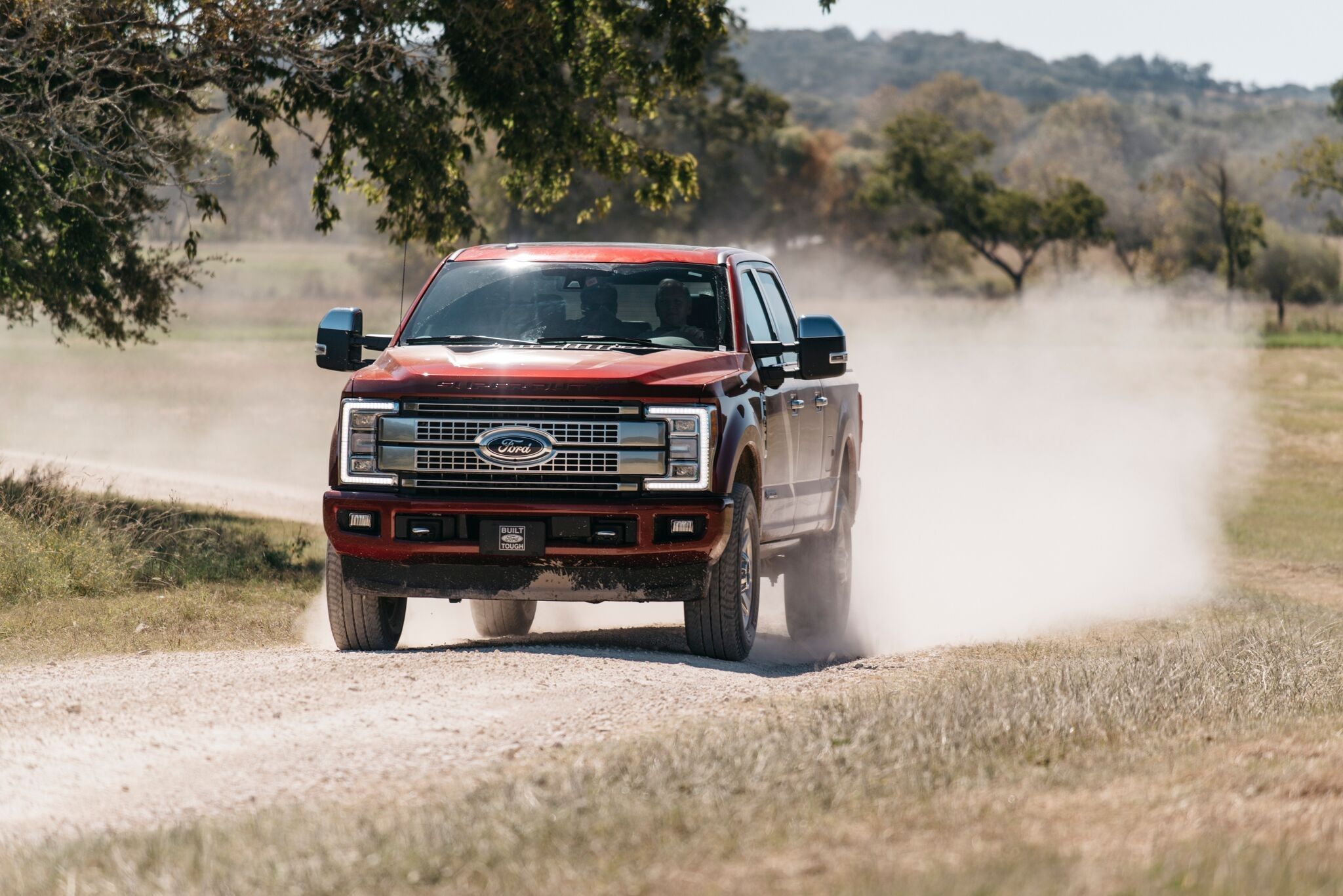 Amid fierce competition, Ford's 2017 Super Duty named 'Truck of Texas'