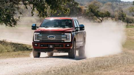 The all-new Ford F Series Super duty is TAWA's Truck of Texas for 2017.