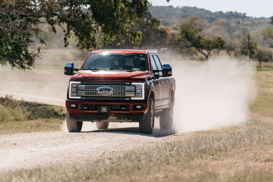 The all-new Ford F Series Super duty is TAWA's Truck of Texas for 2017. Photo: Kevin McCauley