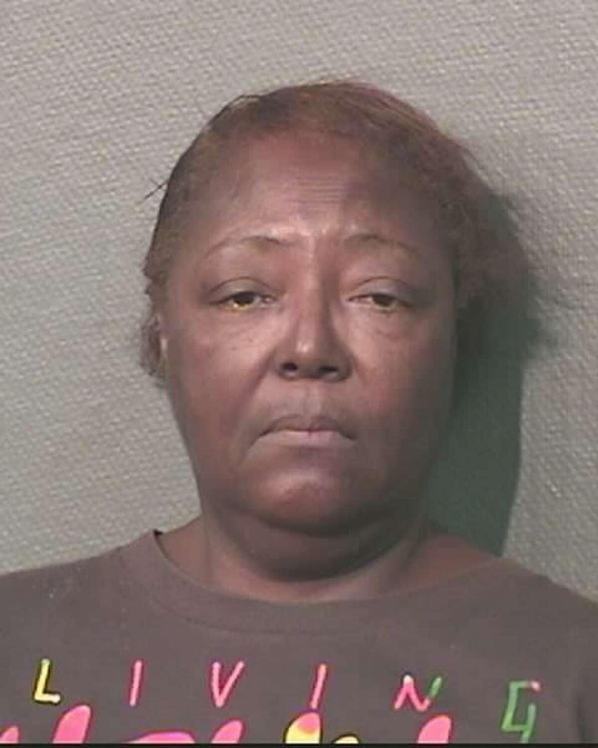 Shelia Smith of Houston is wanted by the Houston Police Department on a charge of aggravated assault with a deadly weapon. Her warrant is active as of Wednesday.