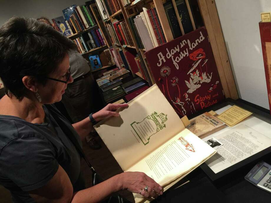 The Houston Book Fair is 10 a.m.-5 p.m. Oct. 22 at the Printing Museum. Photo: Courtesy