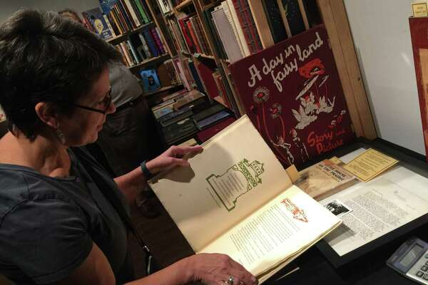 The Houston Book Fair is 10 a.m.-5 p.m. Oct. 22 at the Printing Museum.