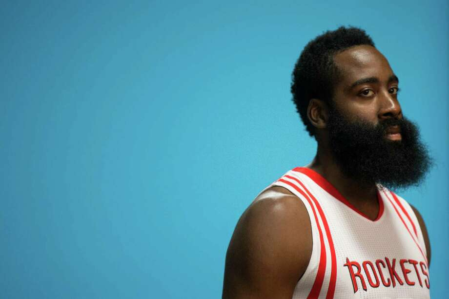 James Harden will provide plenty of points but do Rockets have enough to fill in the picture with him? Photo: Marie D. De Jesus, Staff / © 2016 Houston Chronicle