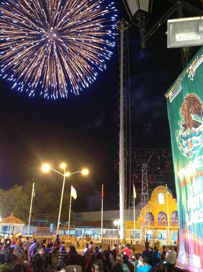 Hasta el 22 de septiembre continúa la Feria y Exposición Fronteriza de Nuevo Laredo, México. Hoy lunes la entrada es gratis, se anunció oficialmente. (Foto de cortesía/Gobierno de Nuevo Laredo)