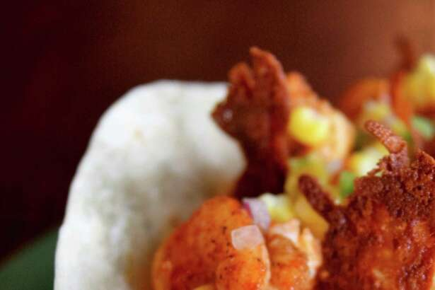 Berryhill Baja Grill corporate chef Alvin Schultz has created a new taco: the Shrimp and Grits Taco which will be available at Berryhill restaurants in November.