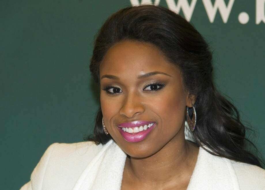 In this Jan. 10, 2012 file photo, singer and actress Jennifer Hudson attends a book signing, in New York. The 2013 Hollywood Walk of Fame honorees were announced on June 22, 2012, including Jennifer Hudson, Javier Bardem, Viola Davis, James Franco, Ellen DeGeneres, among others. (AP Photo/Charles Sykes, File)