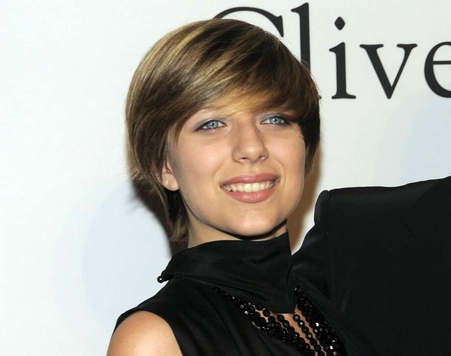 This Jan 30, 2010 file photo shows Stephanie Rose Bongiovi, daughter of rocker Jon Bon Jovi, at the annual Pre-GRAMMY Gala presented by The Recording Academy and Clive Davis in Beverly, Hills, Calif. Authorities say Jon Bon Jovi's 19-year-old daughter is hospitalized after overdosing on heroin in a dorm at her upstate New York college. Town of Kirkland police say an ambulance was sent to Hamilton College early Wednesday, Nov. 14, 2012, after a report that a female had apparently overdosed on heroin. Police say Bongiovi and 21-year-old Ian Grant, also of Red Bank, were charged with drug possession. Both were issued tickets and ordered to appear in court at a later date. (AP Photo/Chris Pizzello, file)