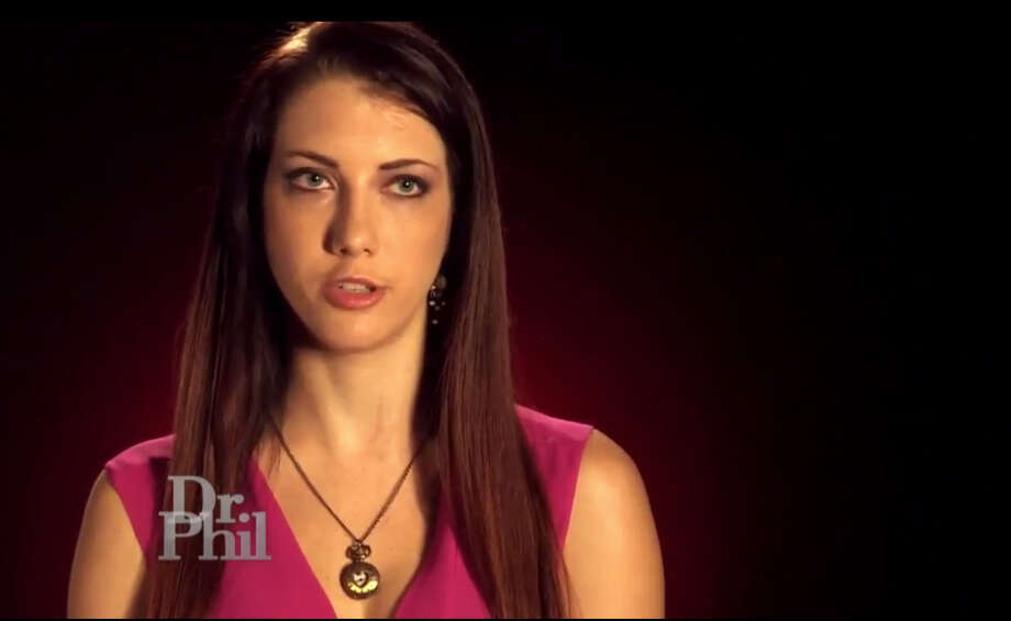 Former teacher Mary Beth Haglin is pictured in this image from the Dr. Phil show.Keep going for a look at Texas teachers who have been caught up in student sex scandals.