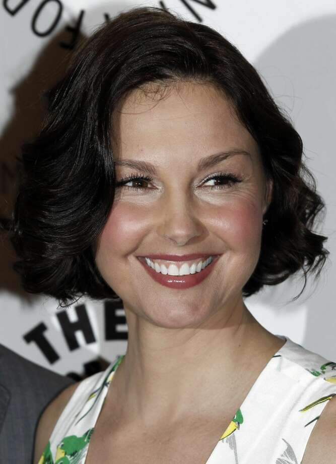 "In a Tuesday, April 10, 2012 file photo, cast member Ashley Judd arrives at a preview screening for an upcoming episode of the ABC television series ""Missing"" in Beverly Hills, Calif. Judd isn't ruling out a run for U.S. Senate in Kentucky. The former Kentuckian is an active supporter of Tennessee Democrats. She said in a statement Friday, Nov. 9, 2012 that she's honored to be mentioned as a potential candidate, but she sidestepped the question of whether she would get into the race. (AP Photo/Matt Sayles, File)"