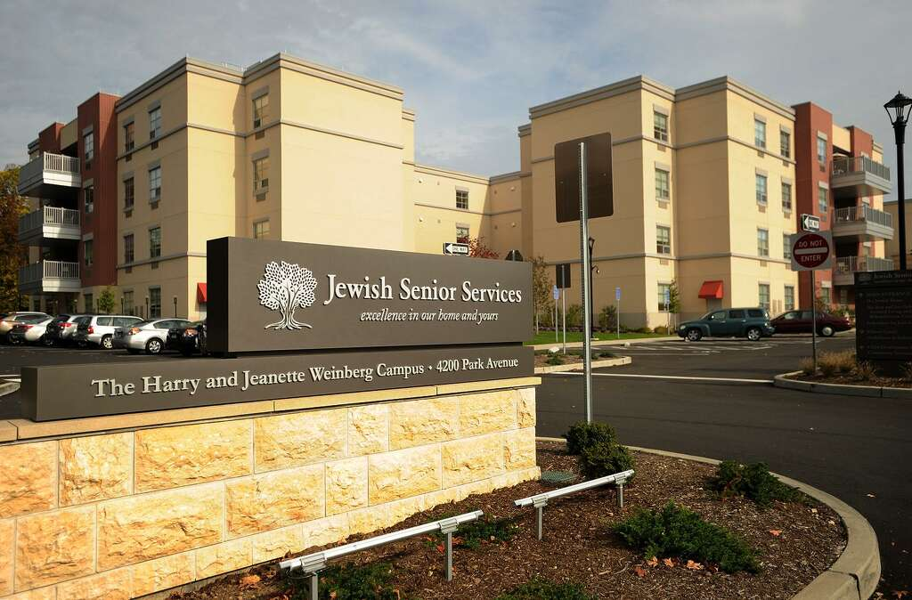 The New Jewish Senior Services Campus At 4200 Park Avenue In Bridgeport Conn On