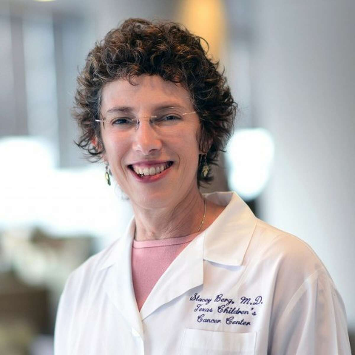Stacey L. Berg, MD Specialty:Pediatric Hematology-Oncology Hospital:Texas Children's Hospital