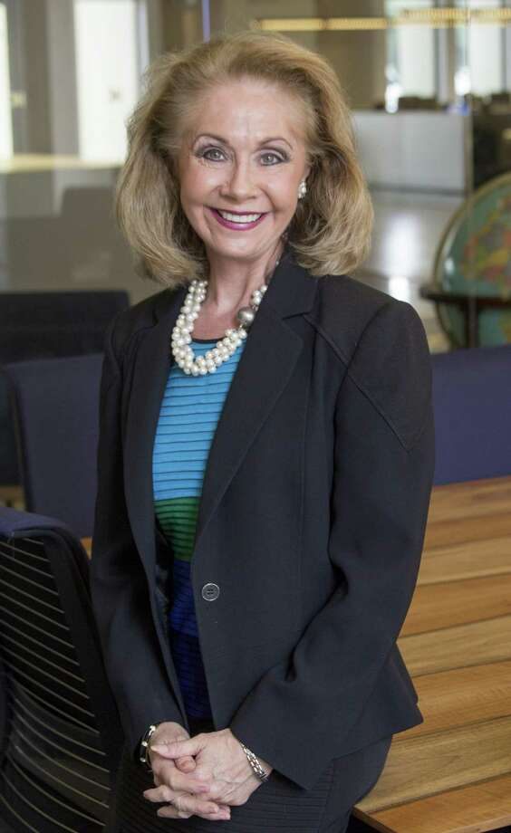 Republican Justice Debra Lehrmann has earned another term in the Texas Supreme Court, Place 3 post in 2017. Photo: Elizabeth Pudwill /JeremyCarter / Houston Chronicle