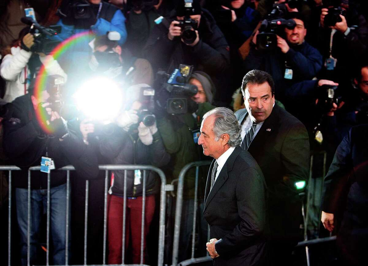 The crimes of financier Bernard Madoff, who was sentenced to 150 years in prison for the most widespread Ponzi scheme in history, helped lead to a system aimed at restoring trust in the finanicial sector.