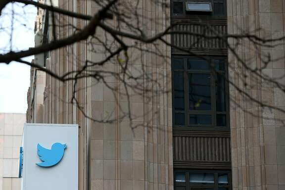 FILE - OCTOBER 12: According to reports August 12, 2015, Twitter has announce it will lay off up to 8%, or 336, of their employees. SAN FRANCISCO, CA - FEBRUARY 05:  A sign is posted on the exterior of the Twitter headquarters on February 5, 2014 in San Francisco, California.  Twitter reported fourth quarter revenue of $242.7 million, beating analysts expectations $217.82 million in revenue in their first quarterly report. (Photo by Justin Sullivan/Getty Images)