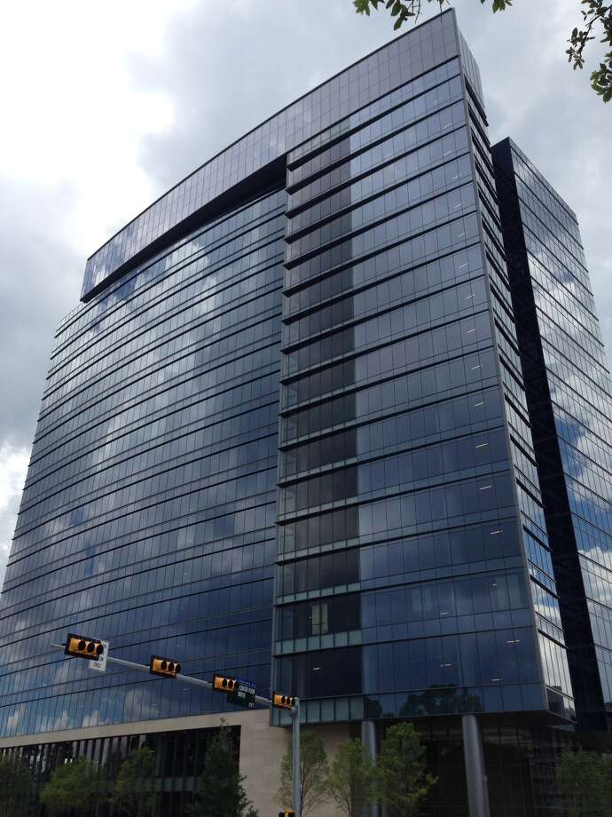 Trammell Crow and CBRE spearheaded Energy Center Five at 915 N. Eldridge Parkway along with other LEED-Gold certified buildings.  Photo: Katherine Feser