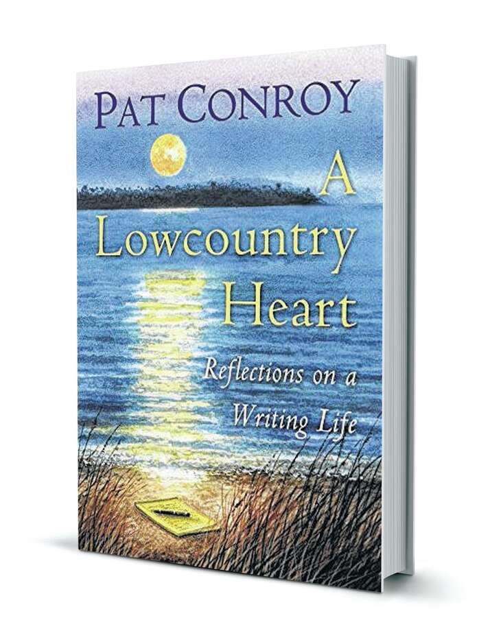 Pat Conroy (pictured in 2000) sometimes tried too hard in his last nonfiction piece, but his description of South Carolina's Lowcountry, where he felt most at home, is a pleasure.