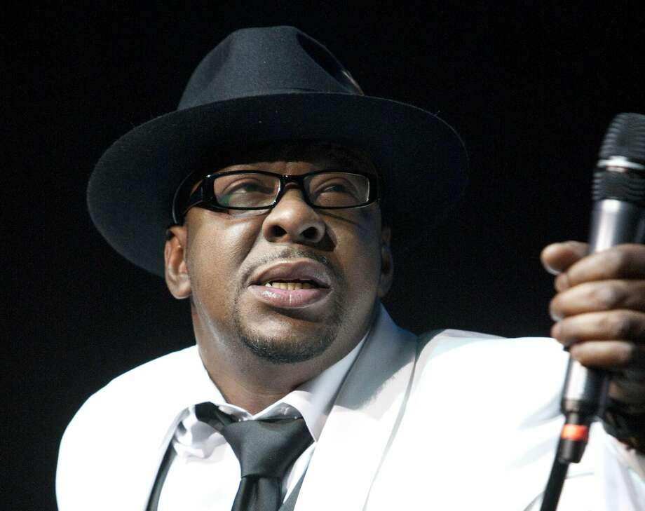 In this Feb. 18, 2012 file photo, singer Bobby Brown, former husband of the late Whitney Houston performs at Mohegan Sun Casino in Uncasville, Conn. Brown has been arrested on suspicion of drunken driving for the second time this year. Police say he was booked Wednesday, Oct. 24, on suspicion of driving under the influence at the Van Nuys jail but was later released. (AP Photo/Joe Giblin, File)