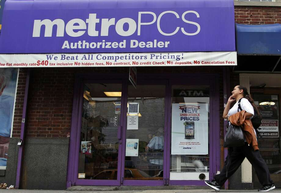 T-Mobile, MetroPCS unite to battle larger rivals - Laredo Morning Times
