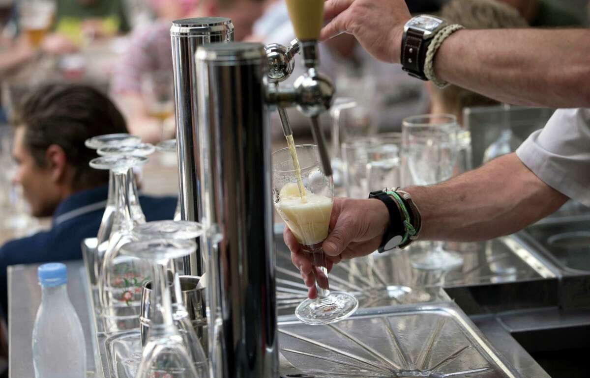 LIST: Texas craft beers A Dutch beer company is willing to pay someone $14,000 to sit around and drink beer for four hours. Click through to see a list of the best craft beers in Texas.