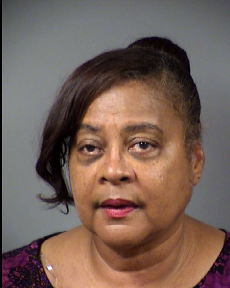 State Rep  Laura Thompson arrested on family violence charge in San