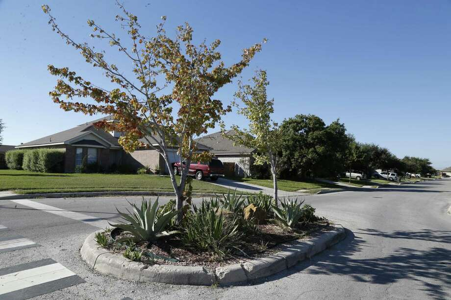 San Antonio's South Side has seen some housing development in recent years, as in the Mission Del Lago subdivision. But it could use more. A planned Alamo Colleges education and training center on the South Side will help in that regard. Photo: Ron Cortes /