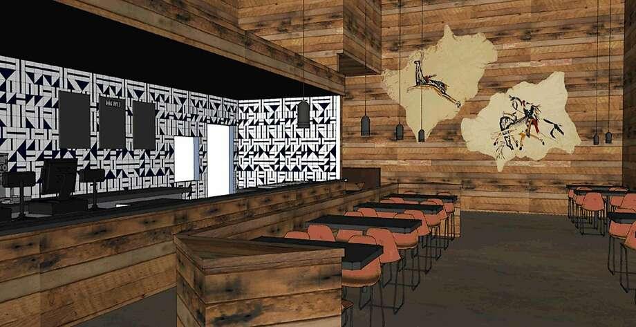 An interior rendering of Werewocomoco Photo: Werewocomoco