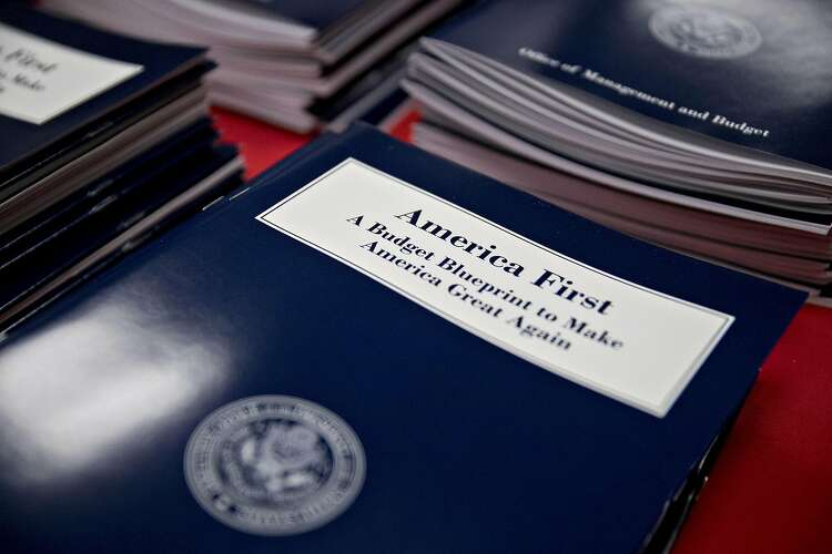 Trumps Budget Takes Aim At My Sweet Son >> Trump Era Tracking President Donald Trump S First 100 Days
