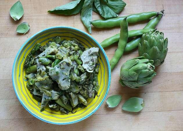 Recipes: Seasonal inspiration, fresh from the market