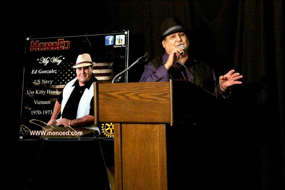 MonoEd interpretará temas de su disco 'My Way' en su concierto de esta noche. (Foto por Danny Zaragoza/LMT)
