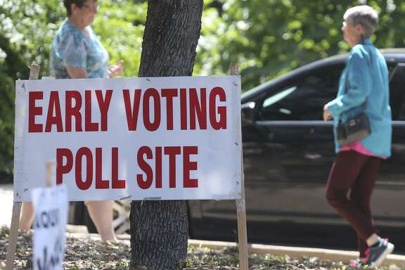 Early voting begins Monday for the Nov. 8 election. The national and state stir over potential voter fraud, according to GOP chairmen in Bexar, Tarrant, Dallas and Travis counties, has led to more Republicans stepping forward to monitor the election.