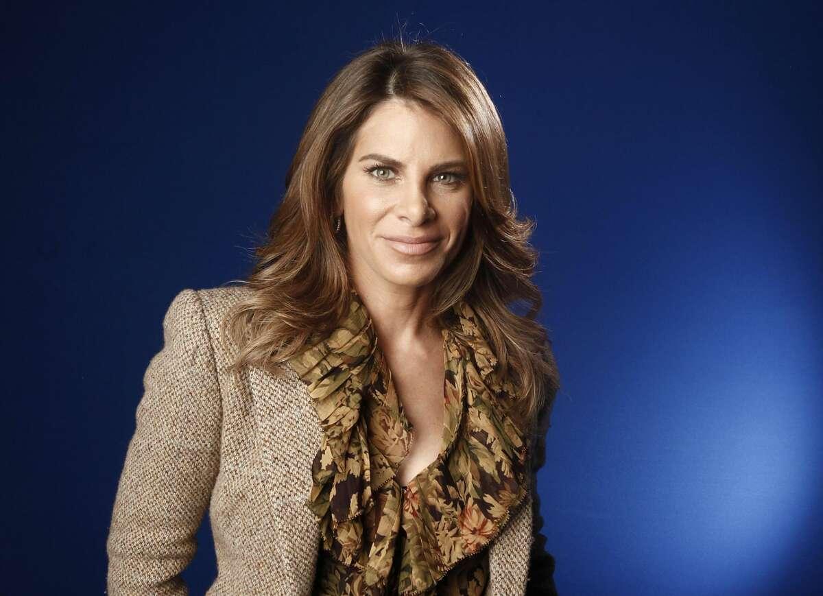 This Jan. 6, 2012 file photo shows fitness guru Jillian Michaels in New York.