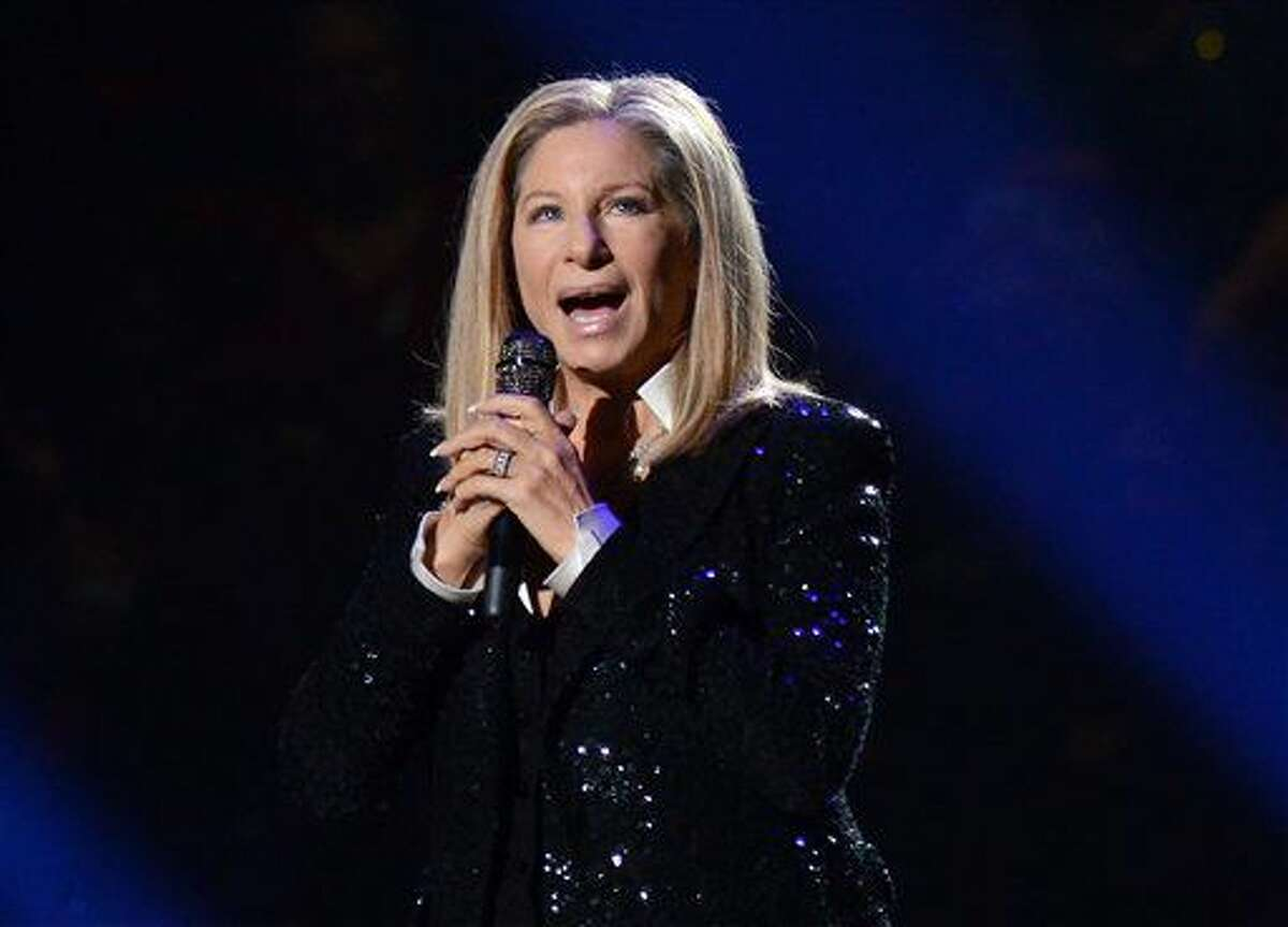 Barbra Streisand Streisand is no back-seat Clinton fan - she's regularly campaigned and fund-raised for her, remixing