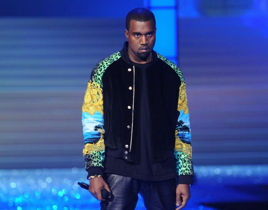 In this Nov. 9, 2011 file photo, Kanye West performs during the Victoria's Secret fashion show in New York. With 17 nominations, Kanye West is the leader at the BET Hip-Hop Awards, which will tape on Sept. 29, 2012 in Atlanta.(AP Photo/Brad Barket, File)