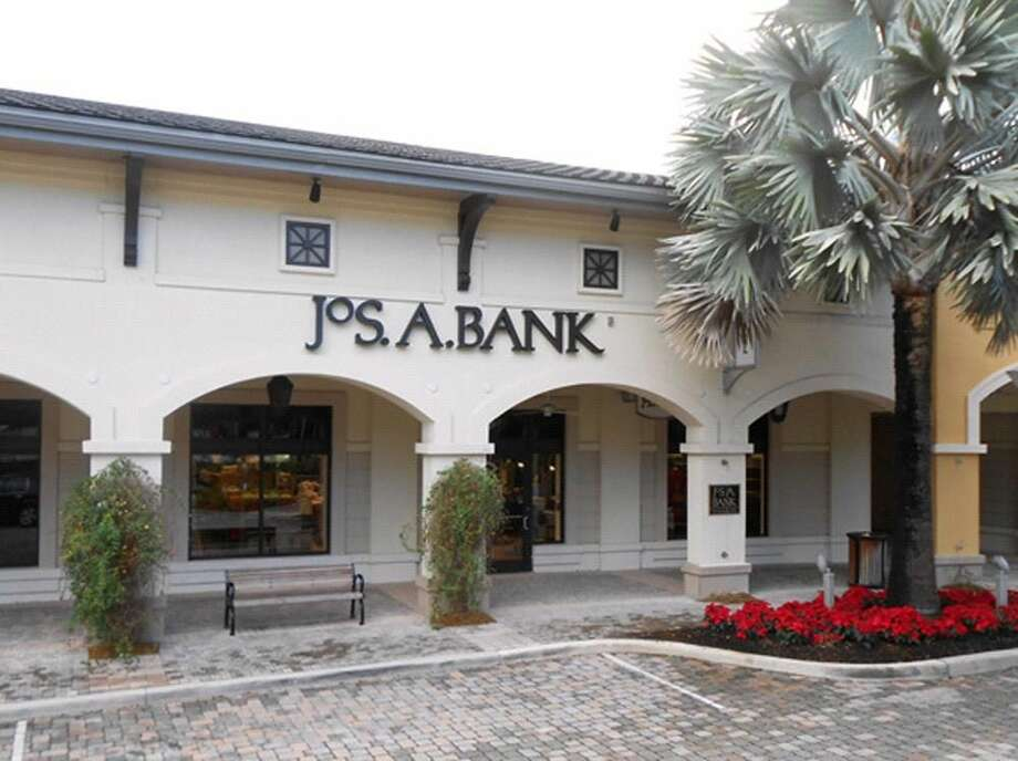 This undated file photo provided by JoS. A. Bank, shows a JoS. A. Bank store at the Shops at Midtown Miami in Miami, Fla. Jos. A. Bank is rejecting a takeover offer from competitor Men's Wearhouse, saying the $1.54 billion bid is too low. Jos. A. Bank Clothiers Inc. on Monday, Dec. 23, 2013 said its board unanimously rejected the offer. The Hampstead, Md., company said it will continue to look into acquisition opportunities that would create value for its shareholders. (AP Photo/JoS. A. Bank, File)