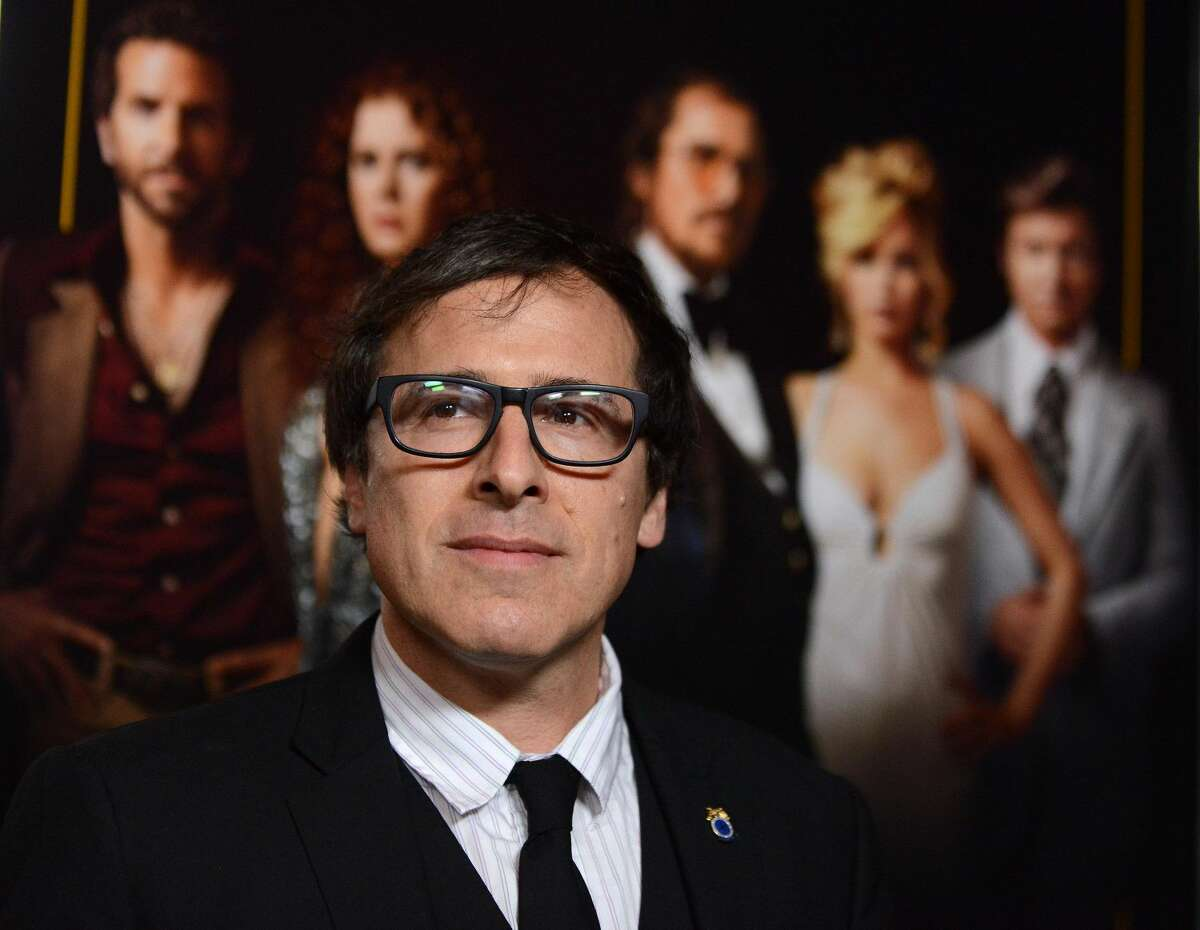 This Dec. 3, 2013 file photo shows director David O. Russell at a special screening of