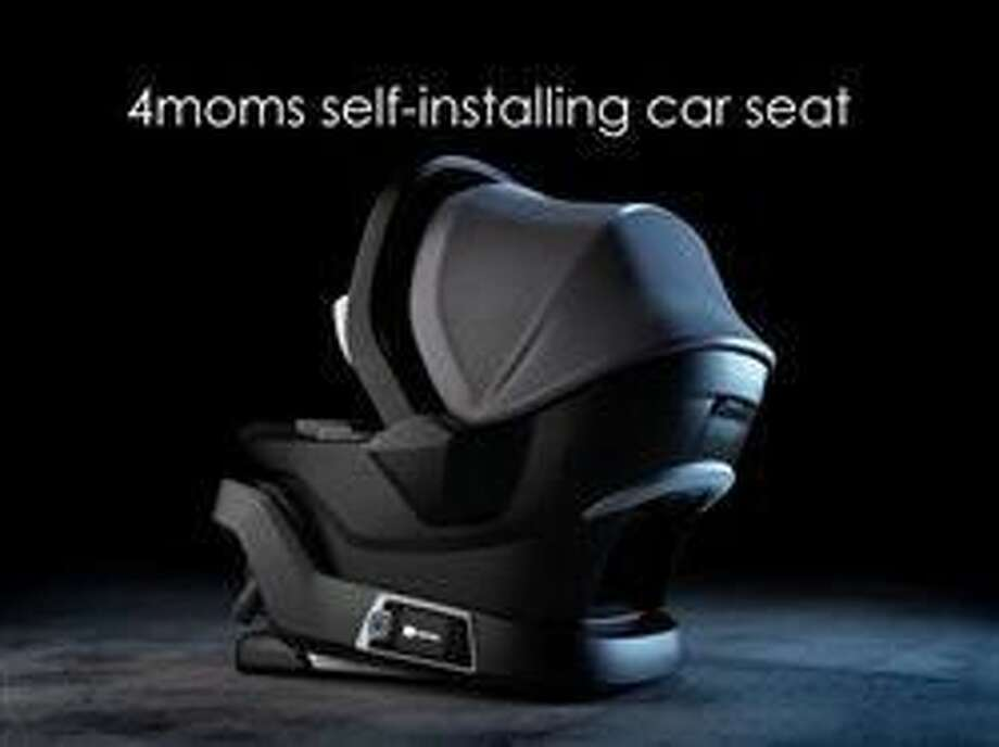 Meet the world's first self-installing car seat - giving parents peace of mind every ride. [Video]