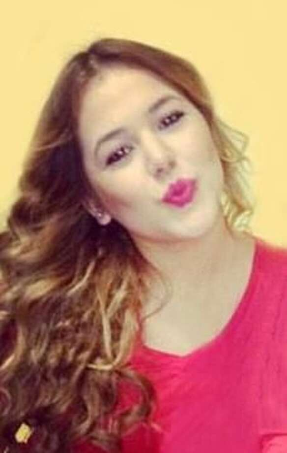 "Anna Golden Gonzalez, 18, is shown in this obituary photo. Gonzalez died in Nuevo Laredo, Mexico, over the weekend from ""gunshot wounds to the head,"" according to preliminary reports. More than 400 loved ones gathered Tuesday evening at Joe Jackson North Funeral Chapels on Jacaman Road to remember Gonzalez. (Courtesy photo)"