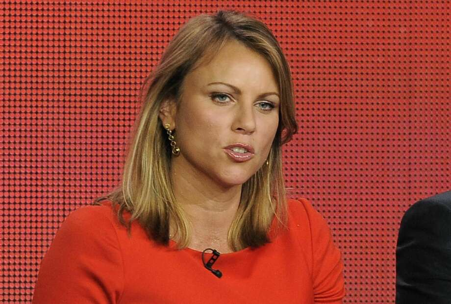 "In this Jan. 12, 2013 file photo, ""60 Minutes"" reporter Lara Logan takes part in a panel discussion at the Showtime Winter TCA Tour in Pasadena, Calif. CBS says it was misled by a ""60 Minutes"" source who claimed he was on the scene of a 2012 attack on the U.S. mission in Benghazi, Libya, when it turns out now that he was not there. Logan on Friday, Nov. 8, 2013 said that CBS apologizes to viewers and will issue a correction to its Oct. 27 story Sunday on ""60 Minutes."" (Photo by Chris Pizzello/Invision/AP, File)"