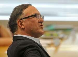 Al Barbarotta, CEO of AFB Construction Management.