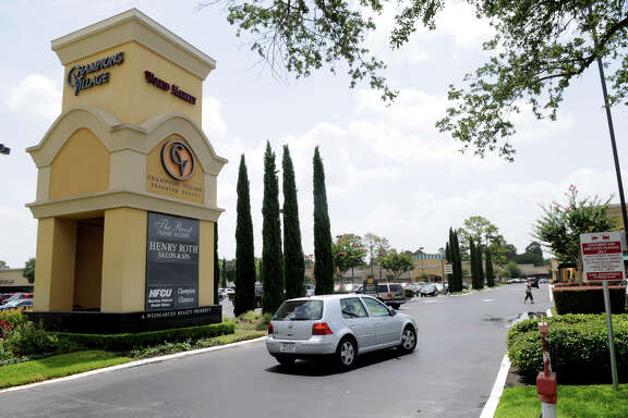 The Champions Village shopping area is at the corner of FM 1960 and Champions Forest Drive.Atlanta's Preferred Apartment Communities is the center's new owner.