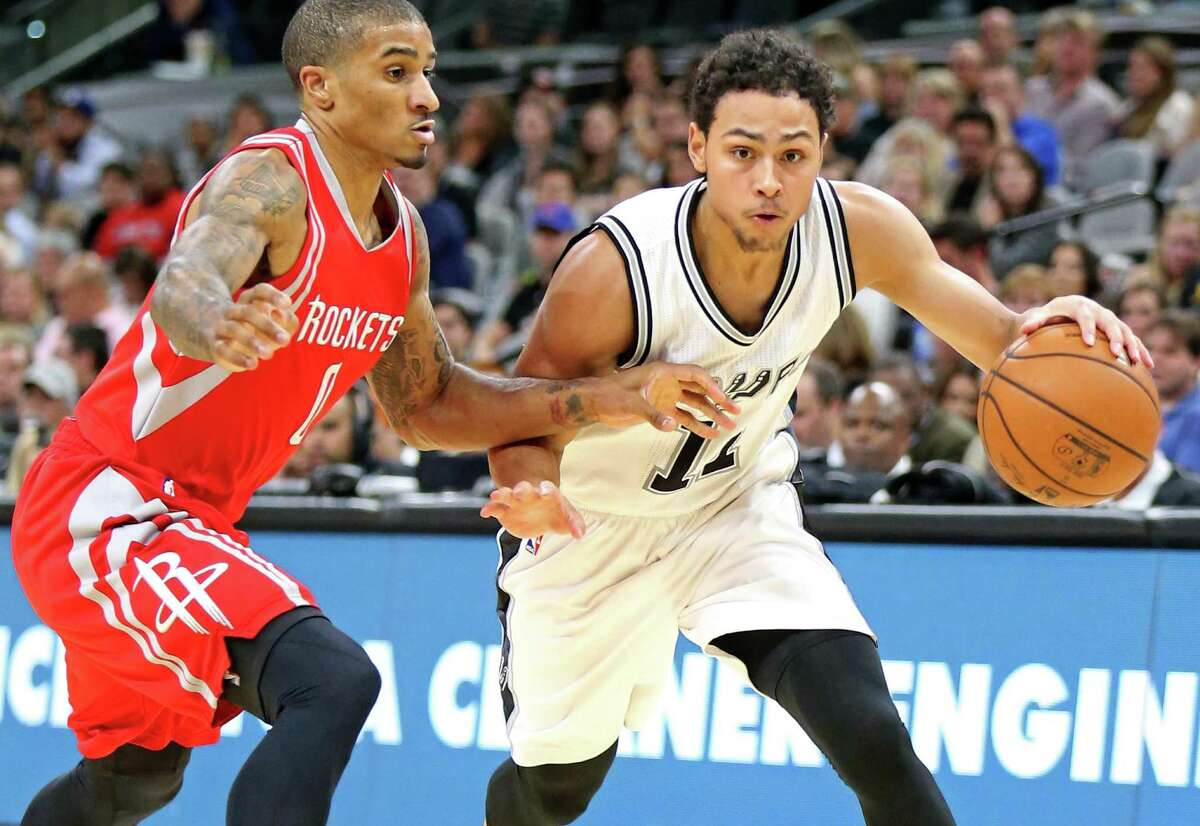 Bryn Forbes - $543,471 Forbes was on a training camp deal.His contract became guaranteed when he made the 15-man regular-season roster over the weekend.