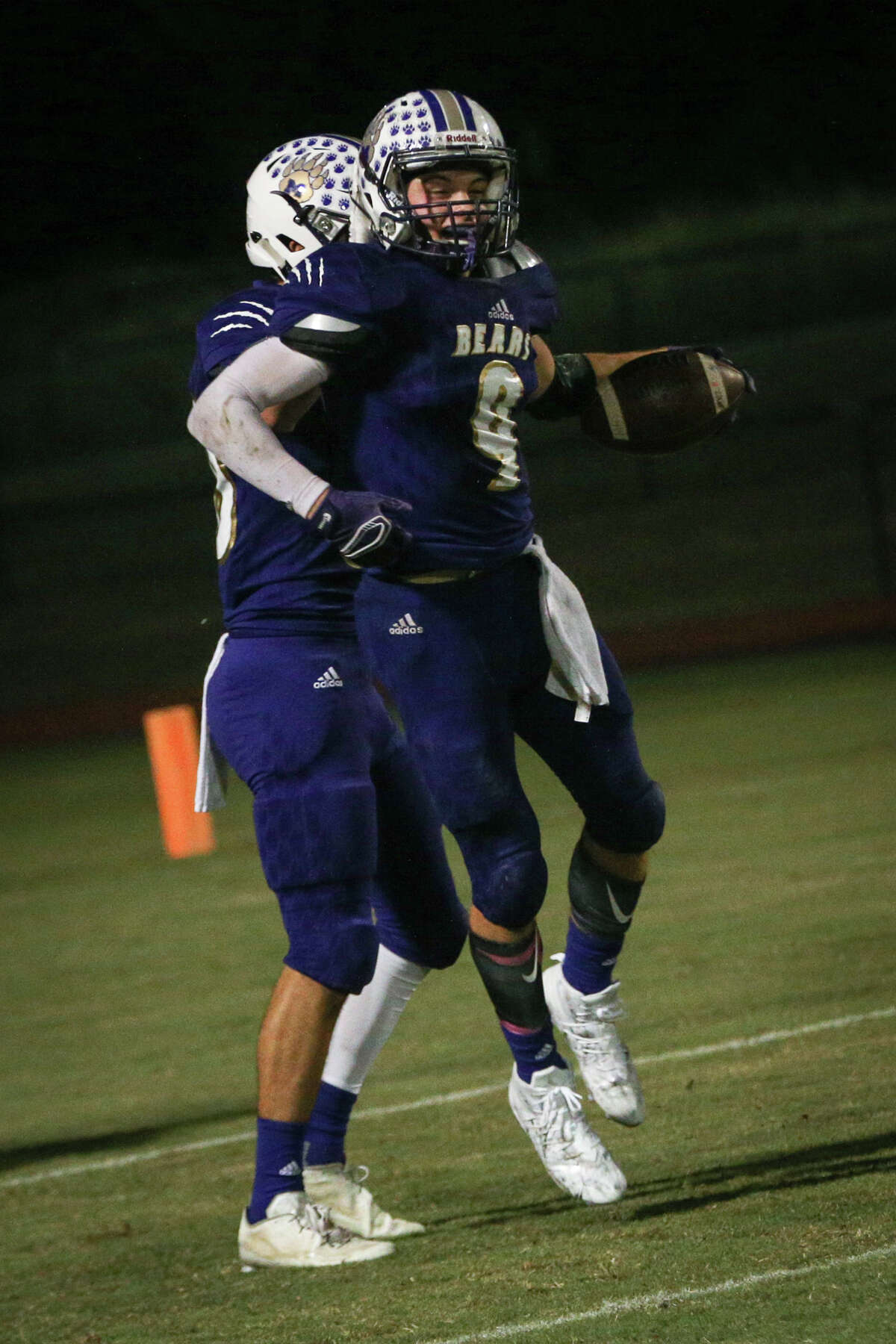 CLASS 6A 19. Montgomery (6-2) This week: vs. The Woodlands (8-0), 7:30 p.m. Friday at Woodforest